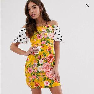 Never Fully Dressed - Off Shoulder Dress